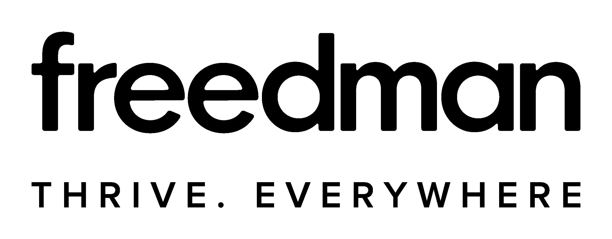 Freedman-2020-Logo&Tagline-01
